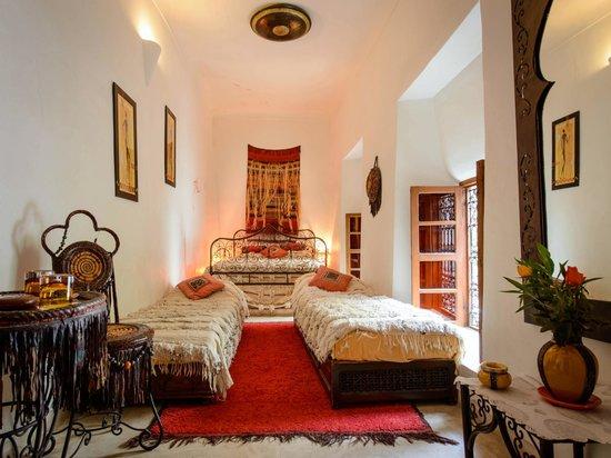 Ryad Noura : Suite Samira triple
