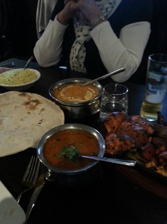 Restaurants amans in wigan with cuisine indian for Amans indian cuisine