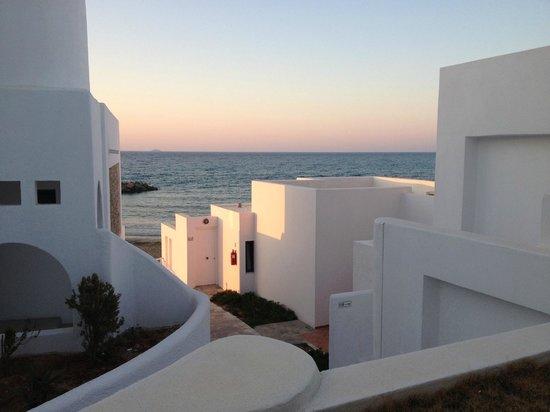 Knossos Beach Bungalows & Suites : exec suite