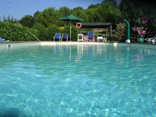 Agriturismo Il Borghetto : la nostra piscina