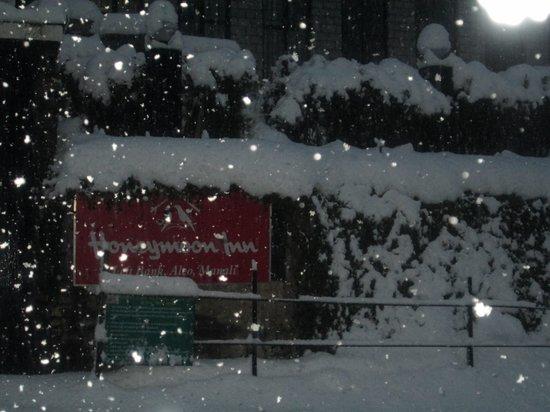 Honeymoon Inn Manali: Snow is fun