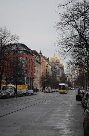 Nouvelle Synagogue de Berlin (Neue Synagoge Berlin - Centrum Judaicum) : gut