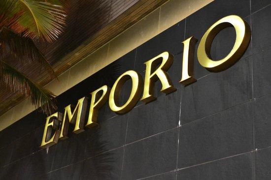 Emporio Veracruz: Vista exterior del hotel