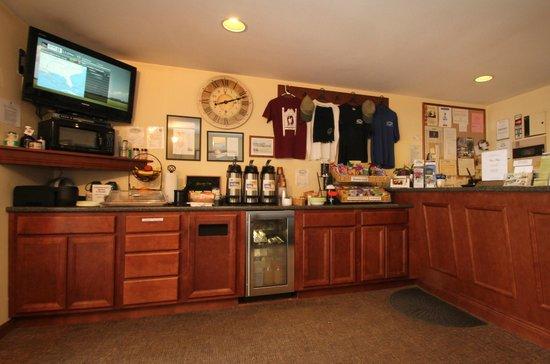 Jack Daniels Motor Inn: Jack Daniels Inn Lobby