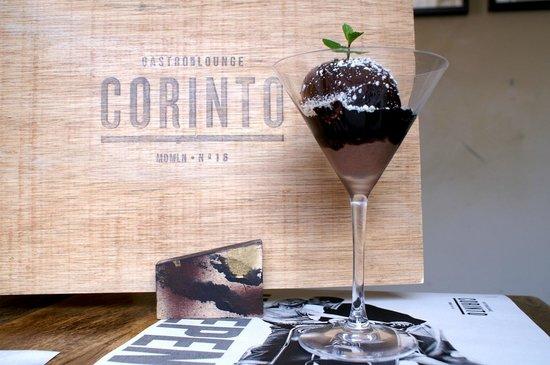 Corinto GastroLounge: Postre Corinto
