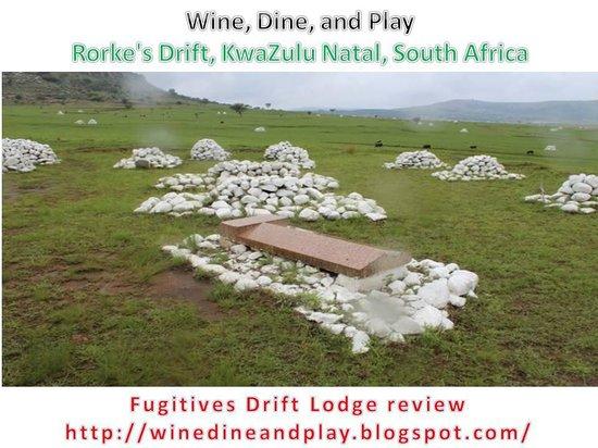Fugitive's Drift Lodge and Guest House : Isandlwana battlefield