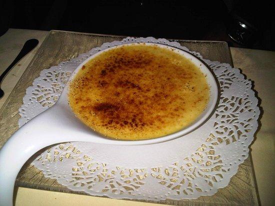 Le Clos Deauville Saint Gatien : Crème Brûlée