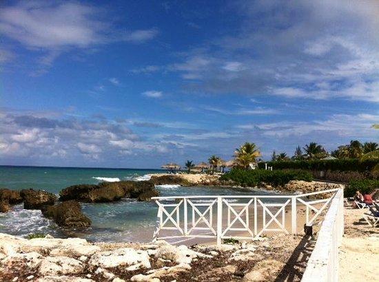 Grand Palladium Jamaica Resort & Spa: Plage principale coté2