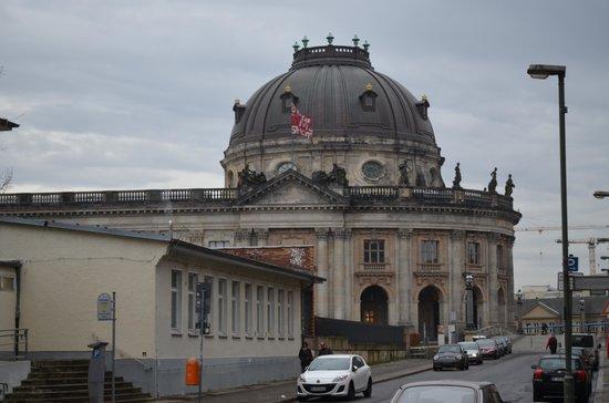 Bode Museum: Nett
