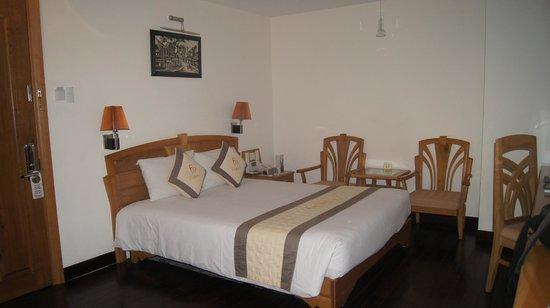 Romance Hotel: Chambre