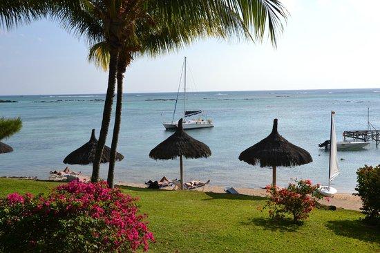 Canonnier Beachcomber Golf Resort & Spa : vista camera