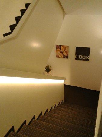 Hotel LUX: scala