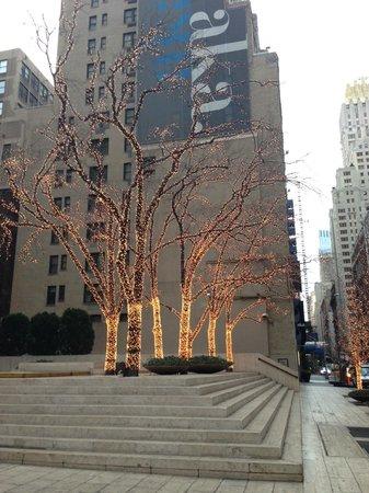 AKA Central Park: chegando no hotel
