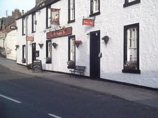 The Old Smugglers Inn: 18th century coaching Inn
