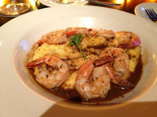 Season's Bistro: Shrimp & Grits