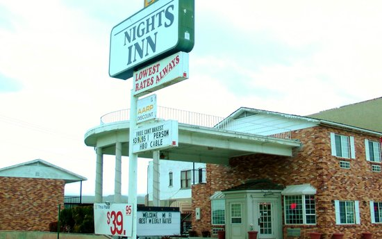 Budget Host Nights Inn Richfield