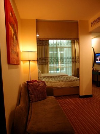 Hatten Hotel Melaka: Mini Living room