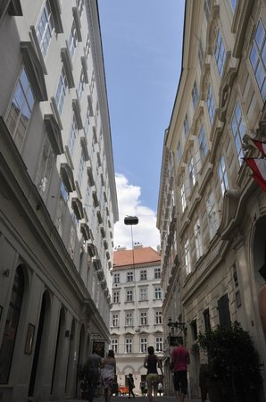 Austria Trend Hotel Europa Wien: beautiful vienna