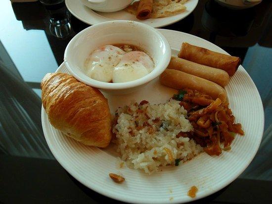 Hatten Hotel Melaka: Buffet breakfast 2