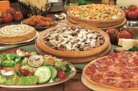 pizza hut sarnia buffet