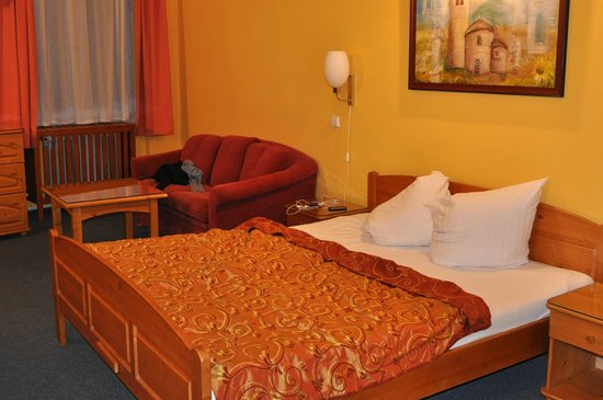 Cloister Inn Hotel: 2-х местный номер