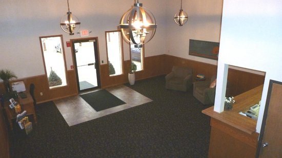 Oak Tree Inn : Lobby