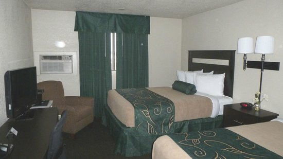 Oak Tree Inn : Guest Room