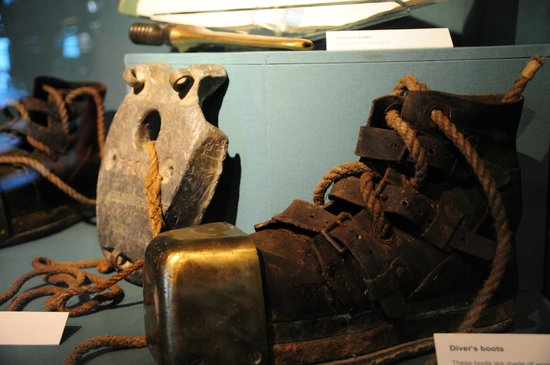 Aberdeen Maritime Museum: Loads of interesting exhibits for all the family
