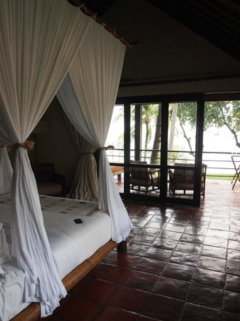 Jeeva Klui Resort: From the inside looking out