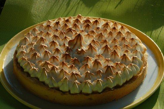 L'Atelier Cuisine de Mathilde : Tarte au citron