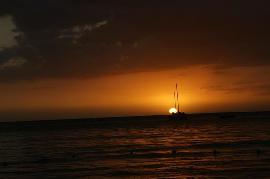 Rondel Village: the sunsets are amazing