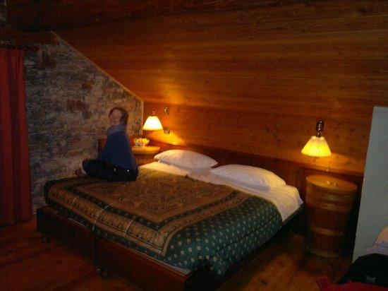 Hotel Montagna di Luce: camera