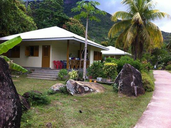Hilton Seychelles Labriz Resort & Spa : Ballade dans le village