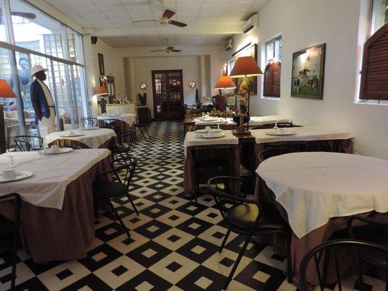 Hotel La Residence : Le restaurant