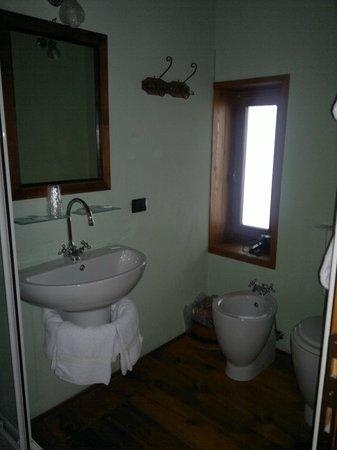 Hotel Montagna di Luce: bagno