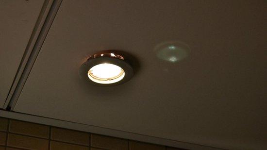 Nuba Hotel Coma-Ruga: luz baño