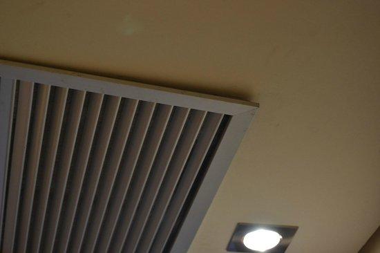 Nuba Hotel Coma-Ruga: Aire techo habitación