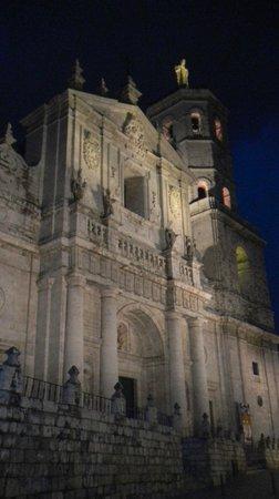 Catedral de Nuestra Senora de la Asuncion: Вечер