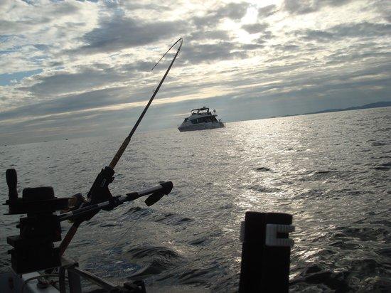 Rivers Inlet Sportsman's Club Ltd : Smooth sailing