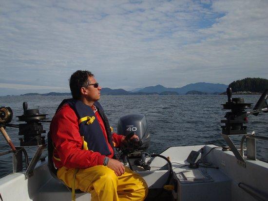 Rivers Inlet Sportsman's Club Ltd : No worries