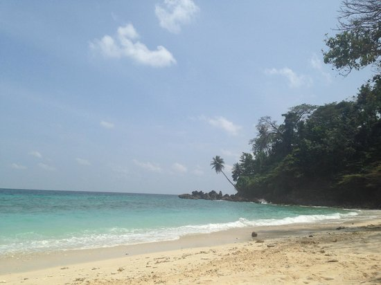 Casa Nemo Beach Resort and SPA: Beach