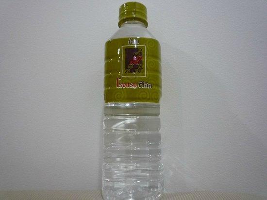 Salil Hotel Sukhumvit - Soi Thonglor 1: Salil Drinking Water (Free)