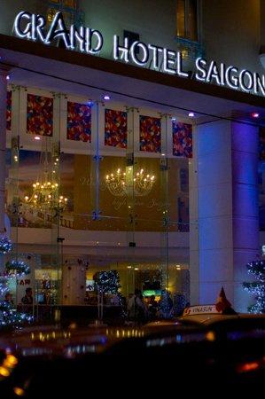 Grand Hotel Saigon: Außenansicht