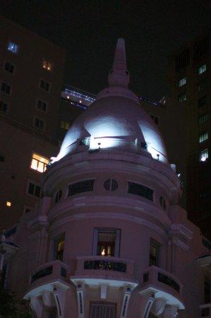 Turmkuppel Grand Hotel Saigon