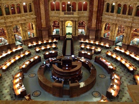 Library of Congress: Inside the library