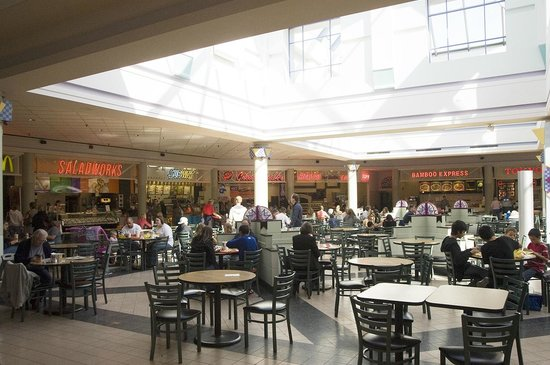 York Galleria Food Court