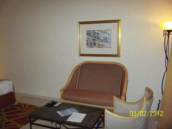 The Bayview Taba Heights Resort : в номере