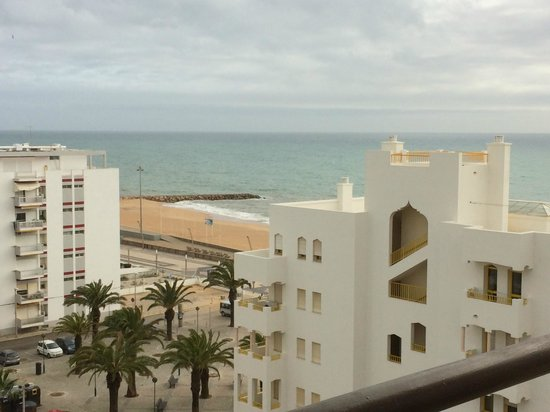 Hotel Atismar: View from room 808