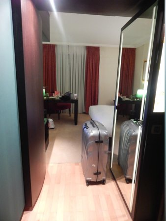 Parker Hotel Brussels Airport: chambre