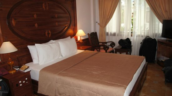 Thuy Duong 3 Hotel: chambre